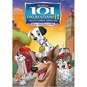 ON SALE: 101 Dalmatians II: Patch's London Adventure (Special Edition) Kids Movie (1-Disc DVD 2015) for NZD 22.00