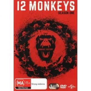 ON SALE: 12 Monkeys Season 1 (3-Disc DVD 2017) NZD 29.00