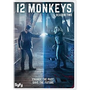 ON SALE: 12 Monkeys Season 2 (3-Disc DVD 2017) NZD 29.00