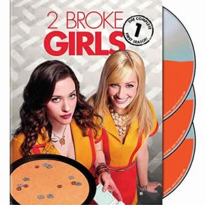 ON SALE: 2 Broke Girls Season 1 (3-Disc DVD 2012) NZD 29.00