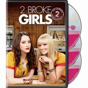 ON SALE: 2 Broke Girls Season 2 (3-Disc DVD 2013) NZD 29.00