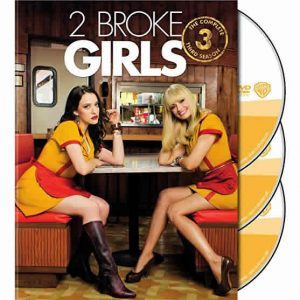 ON SALE: 2 Broke Girls Season 3 (3-Disc DVD 2014) NZD 29.00