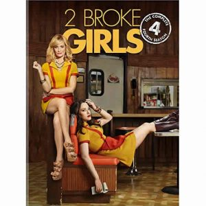 ON SALE: 2 Broke Girls Season 4 (3-Disc DVD 2015) NZD 29.00