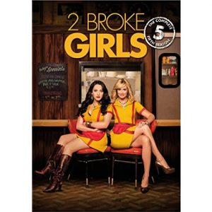 ON SALE: 2 Broke Girls Season 5 (3-Disc DVD 2017) NZD 29.00