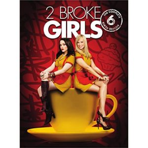 ON SALE: 2 Broke Girls Season 6 (3-Disc DVD 2017) NZD 29.00