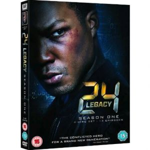 ON SALE: 24 Legacy Season 1 (4-Disc DVD 2017) NZD 31.00