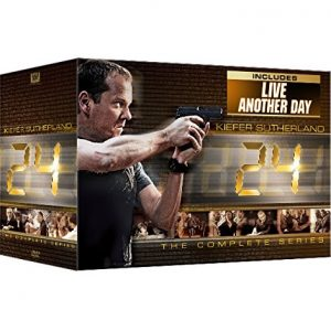 ON SALE: 24: The Complete Series with Live Another Day (60-Disc DVD 2014) for NZD 177.00