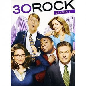 ON SALE: 30 Rock Season 5 (3-Disc DVD 2011) NZD 29.00