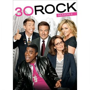 ON SALE: 30 Rock Season 6 (3-Disc DVD 2011) NZD 29.00