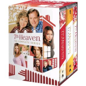 ON SALE: 7th Heaven Complete Series (61-Disc DVD 2017) for NZD 162 .00