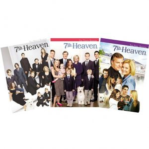 ON SALE: 7th Heaven Complete Series Seasons 9-11 (15-Disc DVD 2010) for NZD 62 .00