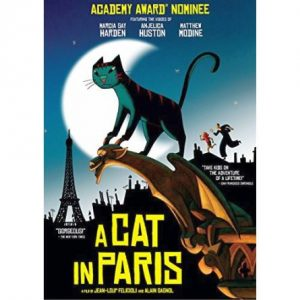 ON SALE: A Cat in Paris Kids Movie (1-Disc DVD 2012) for NZD 22.00