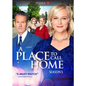 ON SALE: A Place To Call Home Season 5 (4-Disc DVD 2018) NZD 31.00