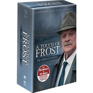 ON SALE: A Touch of Frost Complete Series (19-Disc DVD 2013) for NZD 85 .00