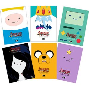 ON SALE: Adventure Time Complete Series Seasons 1-6 (15-Disc DVD 2016) for NZD 85 .00