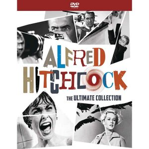 ON SALE: Alfred Hitchcock: The Ultimate Collection 15 Movies 10 TV Episodes 15 Hrs of Bonus 58 Page Book (17-Disc DVD 2017) for NZD 100.00