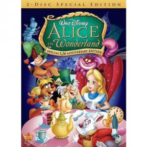 ON SALE: Alice in Wonderland (Special Un-Anniversary Edition) Kids Movie (1-Disc DVD 2010) for NZD 22.00