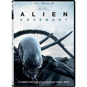 ON SALE: Alien: Covenant (1-Disc DVD 2017) for NZD 24.00