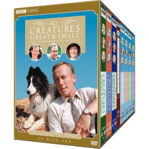 ON SALE: All Creatures Great AND Small Complete Series (28-Disc DVD 2010) for NZD 140.00