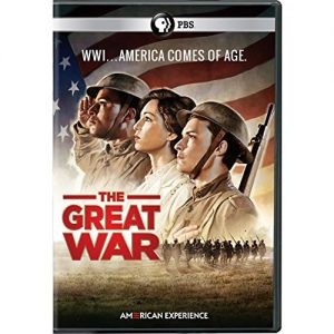 ON SALE: American Experience: The Great War (3-Disc DVD 2017) for NZD 28.00