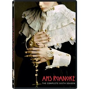 ON SALE: American Horror Story: AHS - Roanoke Season 6 (3-Disc DVD 2017) NZD 29.00