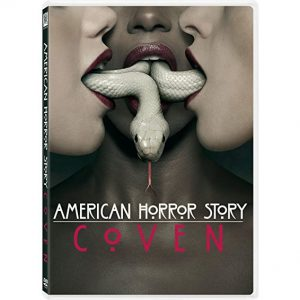 ON SALE: American Horror Story: Coven Season 3 (4-Disc DVD 2014) NZD 31.00