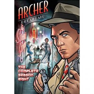 ON SALE: Archer Season 8 Dreamland Kids Movie (2-Disc DVD 2018) for NZD 24.00