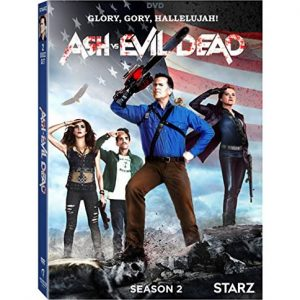 ON SALE: Ash Vs Evil Dead Season 2 (2-Disc DVD 2017) NZD 27.00