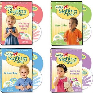 ON SALE: Baby Signing Time Collection (8-Disc DVD 2008) for NZD 63.00
