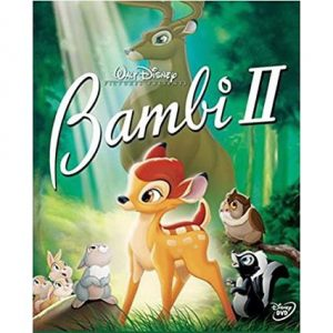 ON SALE: Bambi 2 Kids Movie (1-Disc DVD 2006) for NZD 22.00