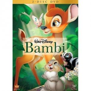 ON SALE: Bambi Kids Movie (2-Disc DVD 2005) for NZD 24.00