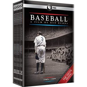 ON SALE: Baseball: A Film by Ken Burns (11-Disc DVD 2017) for NZD 69.00