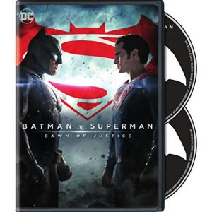 ON SALE: Batman v Superman: Dawn Of Justice (2-Disc DVD 2016) for NZD 25.00