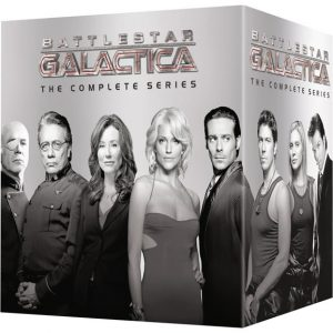 ON SALE: Battlestar Galactica Complete Series (25-Disc DVD 2010) for NZD 115 .00