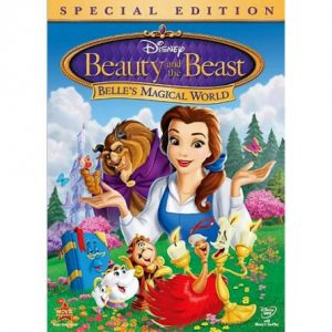 ON SALE: Beauty and the Beast: Belle's Magical World (Special Edition)  Kids Movie (1-Disc DVD 2011) for NZD 22.00