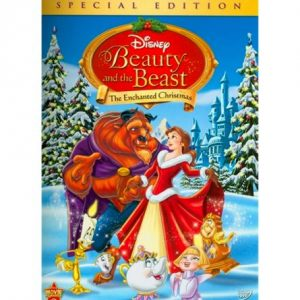 ON SALE: Beauty and the Beast: The Enchanted Christmas Kids Movie (1-Disc DVD 2011) for NZD 22.00
