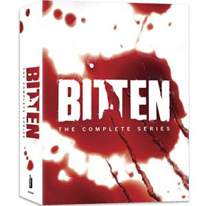ON SALE: Bitten Complete Series (10-Disc DVD 2016) for NZD 52 .00