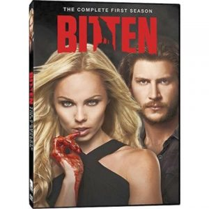 ON SALE: Bitten Season 1 (4-Disc DVD 2014) NZD 28.00