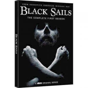ON SALE: Black Sails Season 1 (3-Disc DVD 2014) NZD 27.00