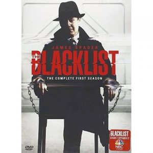 ON SALE: Blacklist  Season 1 (5-Disc DVD 2014) NZD 30.00