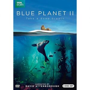 ON SALE: Blue Planet 2 (3-Disc DVD 2018) for NZD 31.00