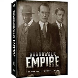 ON SALE: Boardwalk Empire Season 4 (4-Disc DVD 2014) NZD 31.00