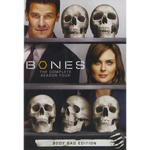ON SALE: Bones Season 4 (7-Disc DVD 2011) NZD 38.00