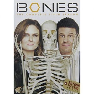 ON SALE: Bones Season 5 (6-Disc DVD 2011) NZD 36.00