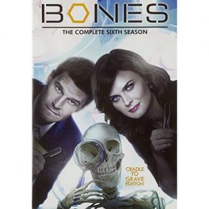 ON SALE: Bones Season 6 (6-Disc DVD 2011) NZD 36.00