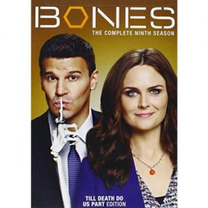 ON SALE: Bones Season 9 (6-Disc DVD 2014) NZD 36.00