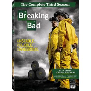 ON SALE: Breaking Bad Season 3 (4-Disc DVD 2011) NZD 31.00