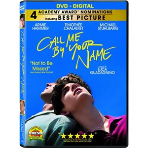 ON SALE: Call Me by Your Name (1-Disc DVD 2018) for NZD 24.00