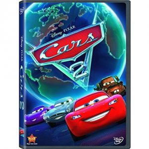 ON SALE: Cars 2 Kids Movie (1-Disc DVD 2011) for NZD 22.00