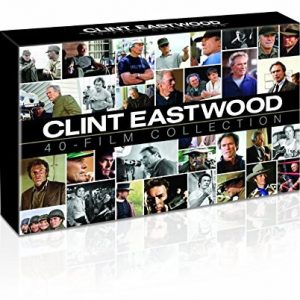 ON SALE: Clint Eastwood: 40-Film Collection (24-Disc DVD 2013) for NZD 126.00